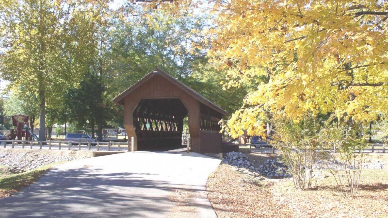 Covered Bridge – Gary Mathews