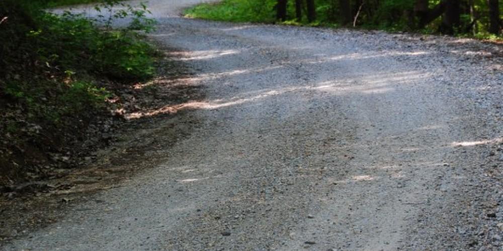 Gravel road – Gary Mathews