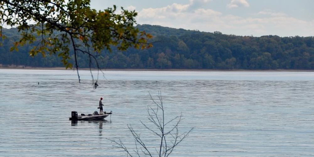 Whether you enjoy fishing with a buddy or as a solitary angler, NBF State Park offers easy access to a variety of fish. – Jean Owens