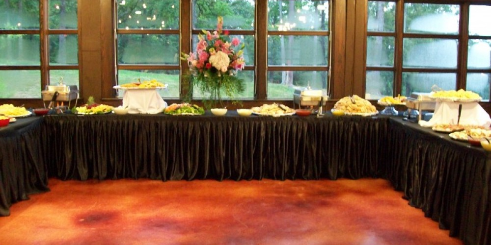 Wedding at Historic Cherokee – Kentucky State Parks