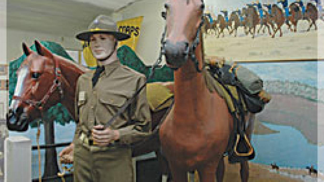 Sixth Cavalry Museum – Provided by FO Tourism Association