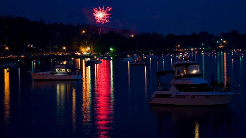 Fireworks – Gina Sirmans