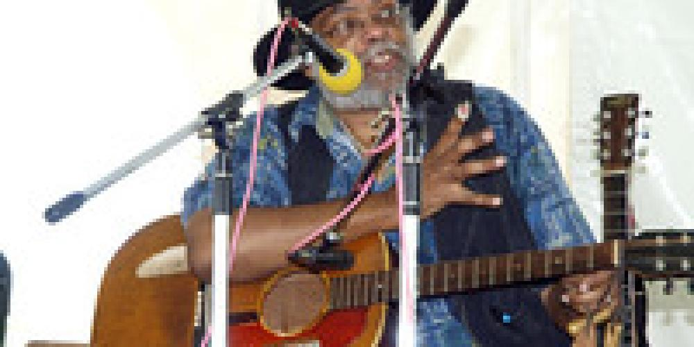 Louie Bluie Festival at Cover Lake State Park in Caryville – Louie Bluie Festival Photo