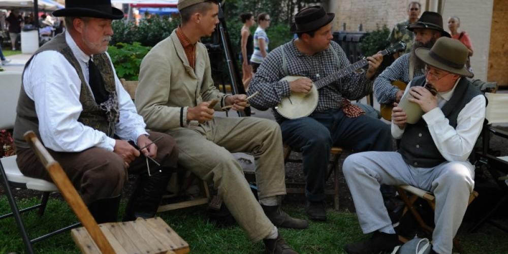 Butterworth Brigade performs Civil War period music – Dan MacDonald