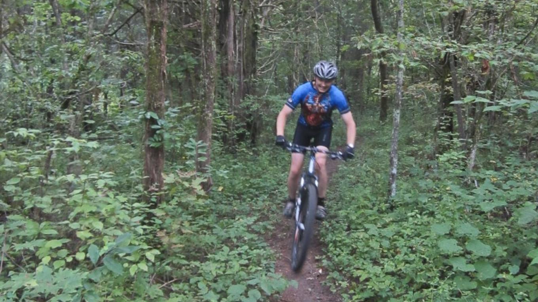Trail at William Hastie Park – Elle Colquitt