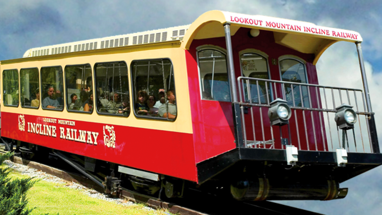 Incline Railway, Tennessee