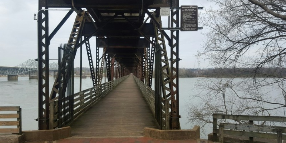 Old Railroad Bridge – TVA