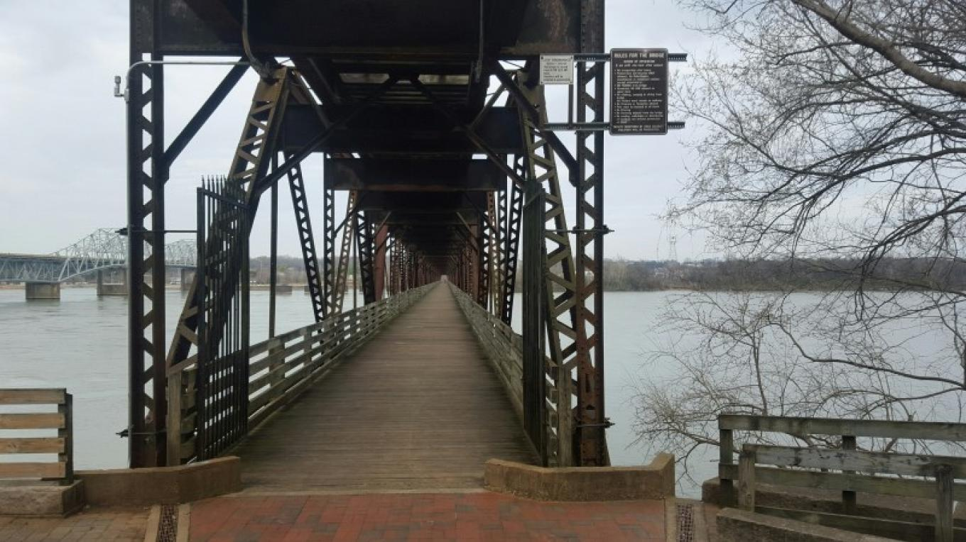 Old Railroad Bridge – TVA