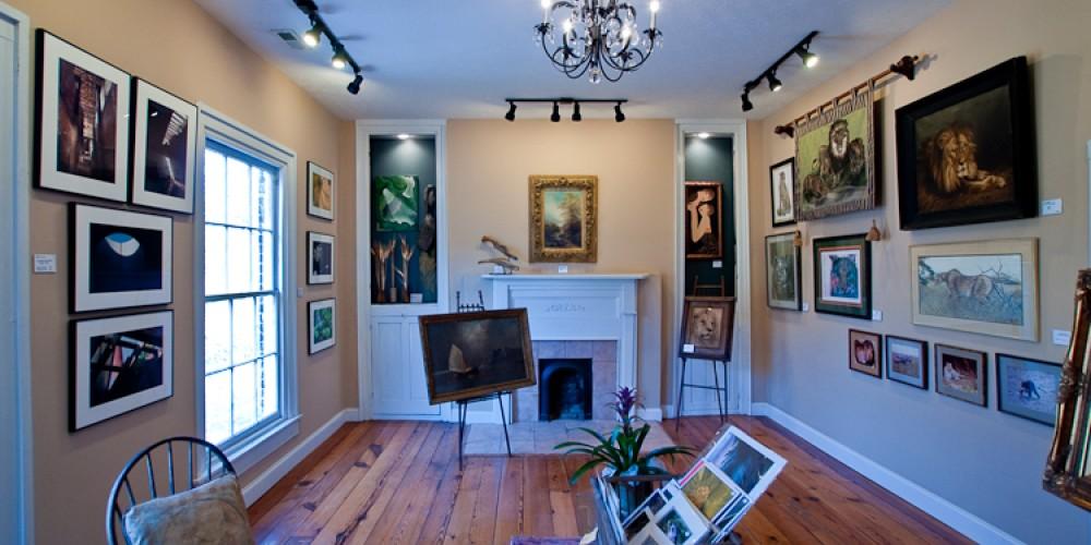 Edward James Gallery at The Shoppes at Roper Mansion – owner