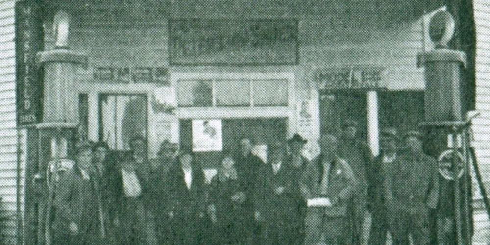Caney Stookesbury Store Dec 1934