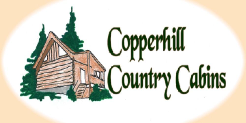 Copperhill Cabins Logo – Patricia Scott