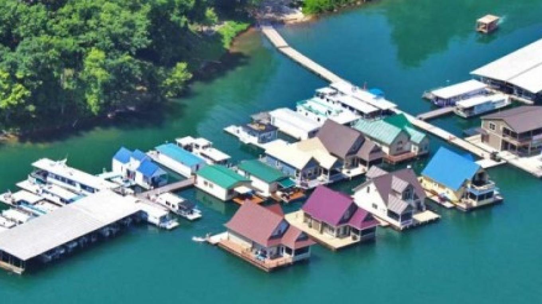 Mountain Lake Marina
