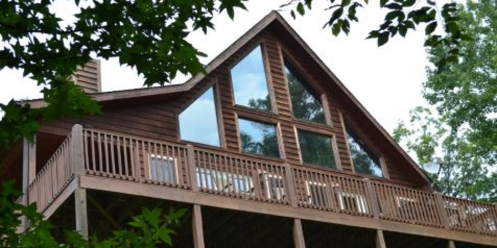 Quiet Waters 3 bedroom Lakefront near Norris Landing Marina – Kathy Nixon