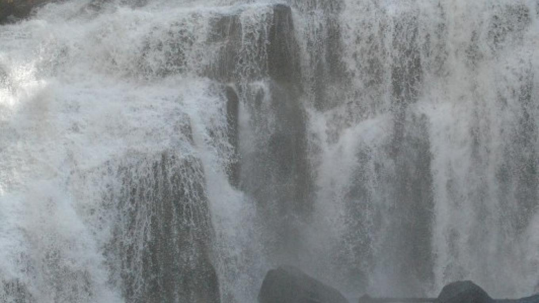 Bald River Falls off of Tellico River Road – Jim Caldwell