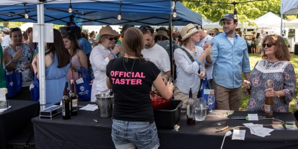 Chat with winemakers, enjoy live music, and sample more than 100 Tennessee wines and ciders. – Scott Lukes