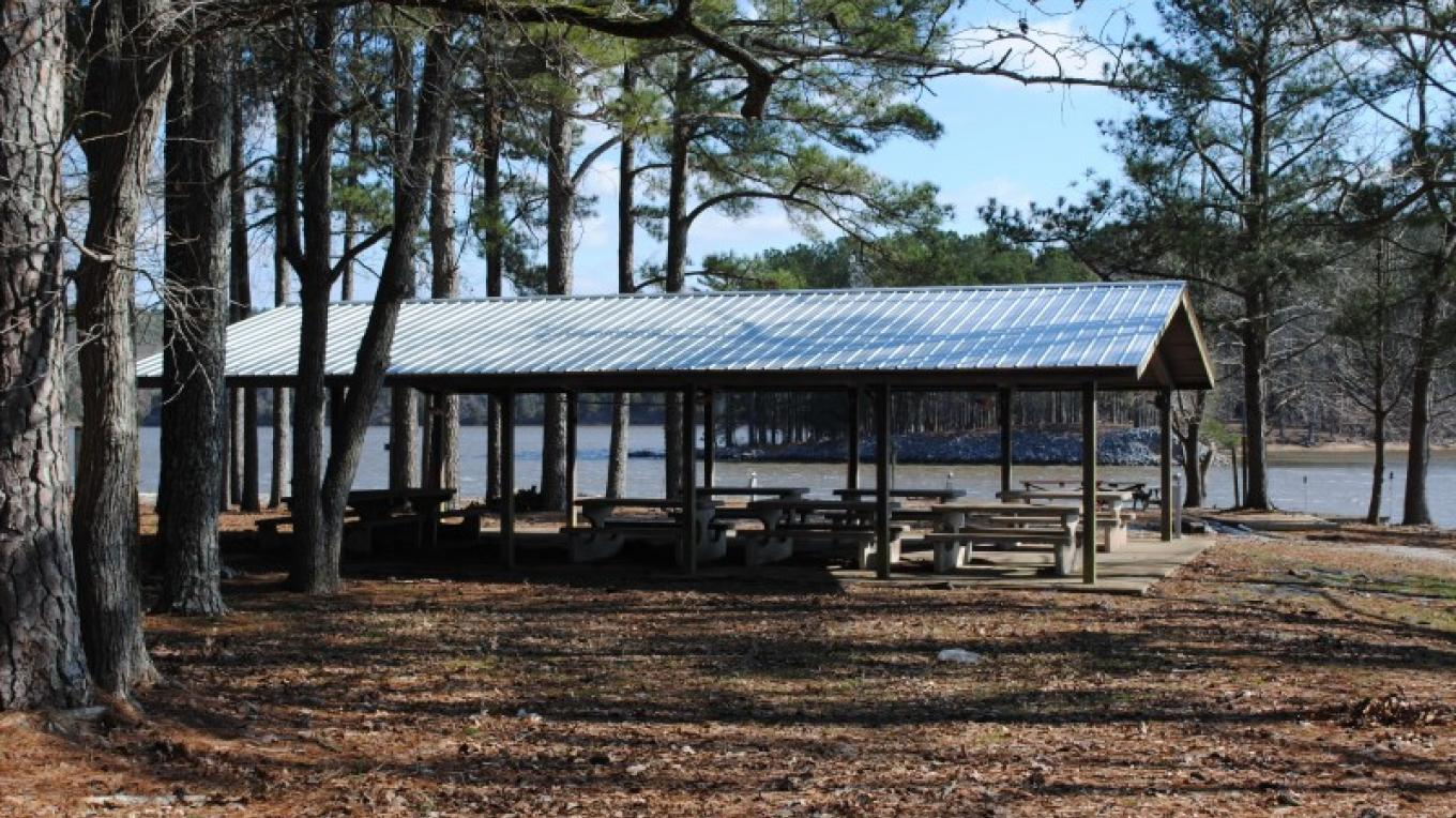 Picnic Shelter – James Gibson