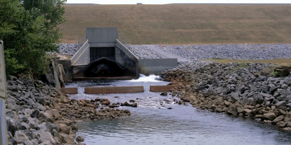Cedar Creek Dam – TVA