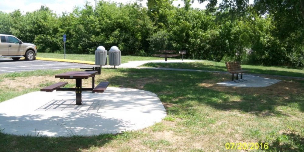 Normandy Tailwater access area – TVA