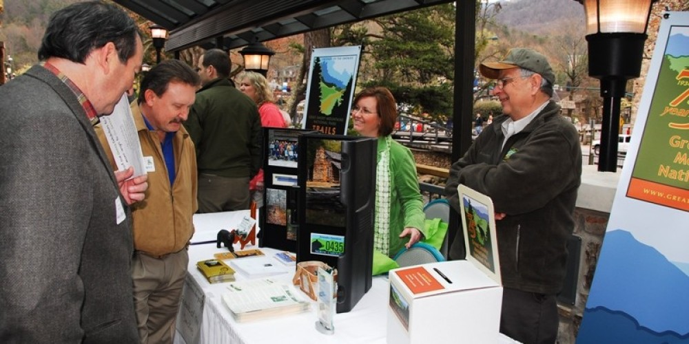 The Gatlinburg Community enjoys green education events throughout the year, including seminars and classes on new technology and grant opportunities. – Angela Carathers