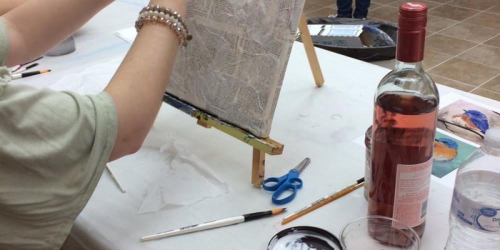 Art Classes – Blue Ridge Mountains Arts Association