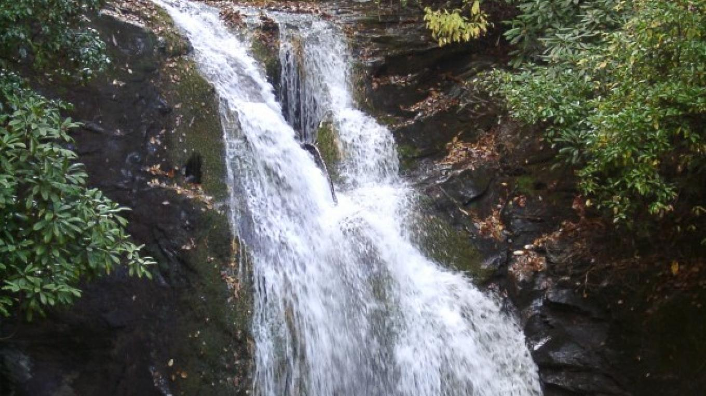 High Shoals Falls in Hiawassee, GA – Don Woodruff