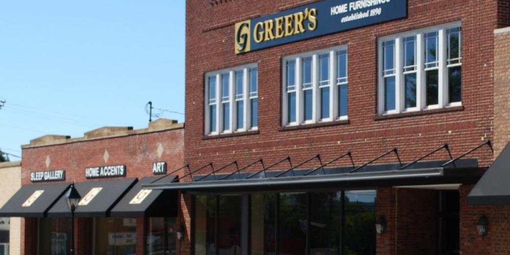 Greer's Since 1890 – Aimee Pangle