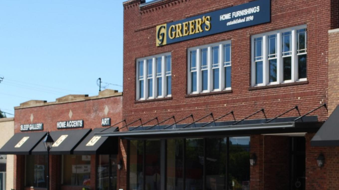 Greer's Since 1890 – Aimee Pangle