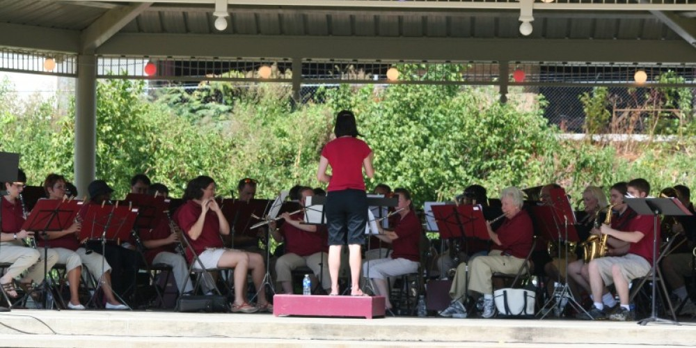 Babahatchie Band – Pam May