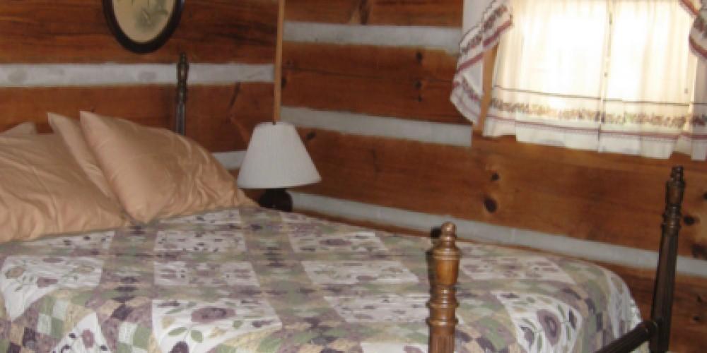 Bedroom 2 Cabin #1 – Patricia Scott