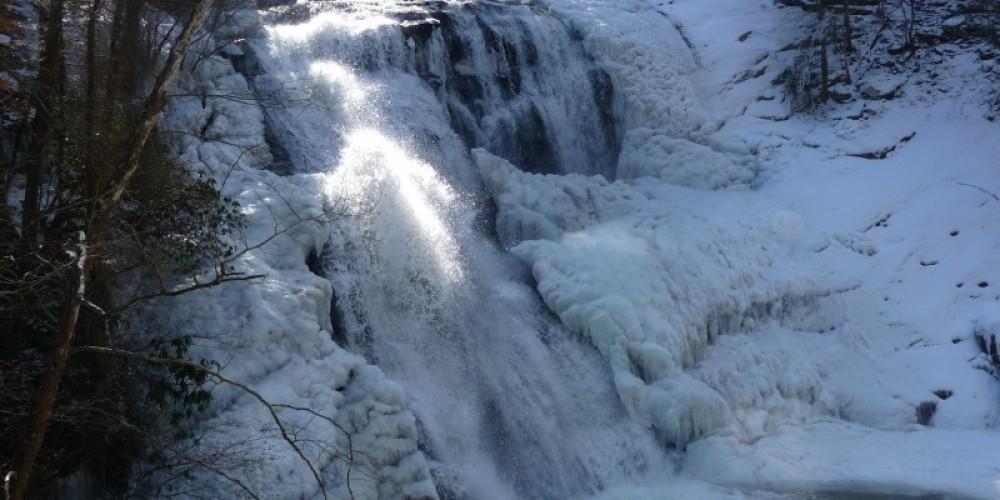 Bald River Falls at Tellico River – Larry Lane