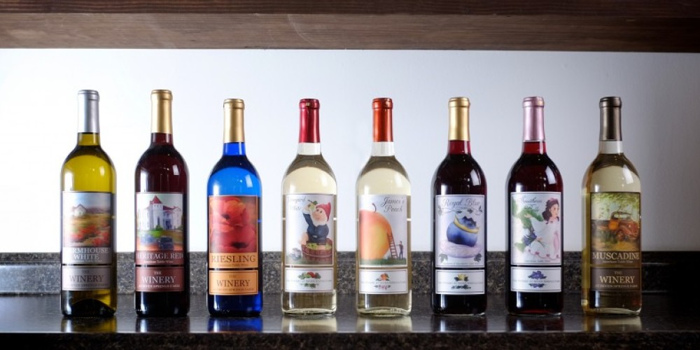 Award winning wines and a great wine club. – James Riddle