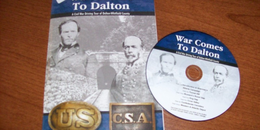 War Comes To Dalton - CD and Guidebook – Ty Snyder