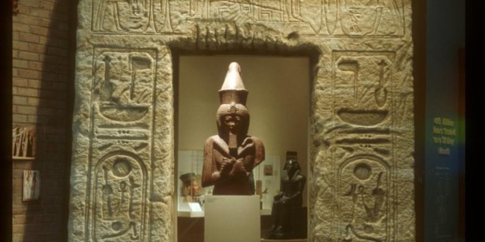 Permanent exhibit - Ancient Egypt: The Eternal Voice
