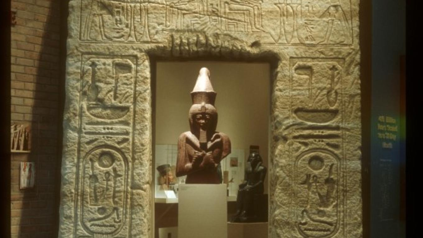 Permanent exhibit - Ancient Egypt: The Eternal Voice