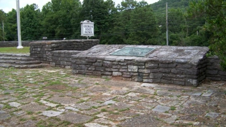 Mill Creek Gap Pocket Park – Georgia Civil War 150th