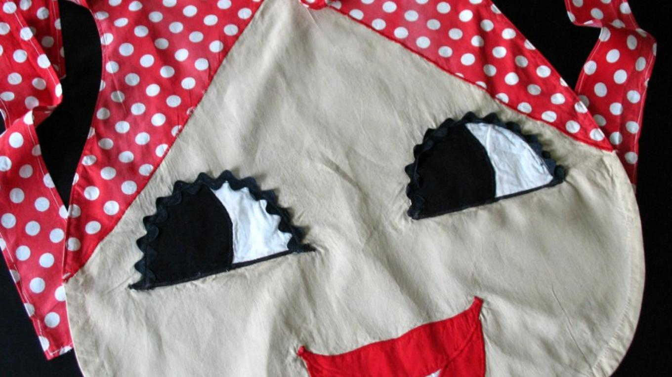 Apron #1 – Carolyn Terry