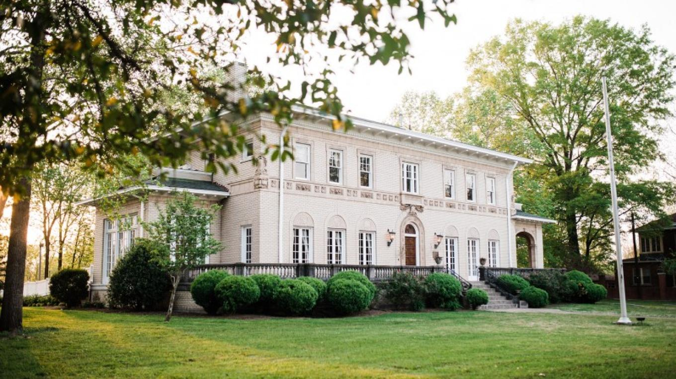 Cavitt Place is home to the Paris-Henry County Heritage Center. – Cari Griffith
