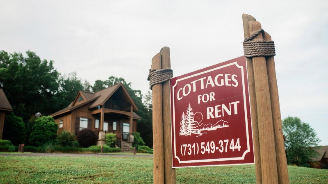 Cottages are located near the marina and are perfect for a spending the week on the river. – Cari Griffith