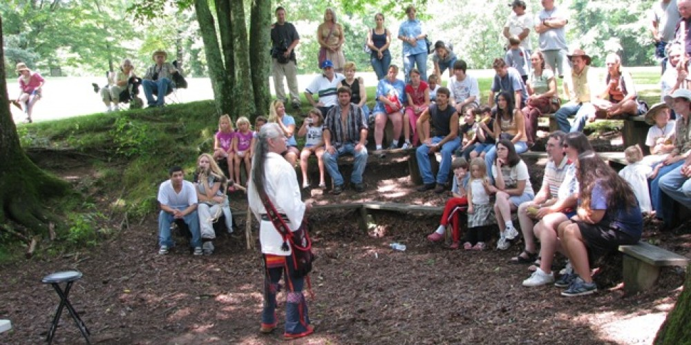 Cherokee Days of Recognition are first weekend in August at Red Clay – State Photo