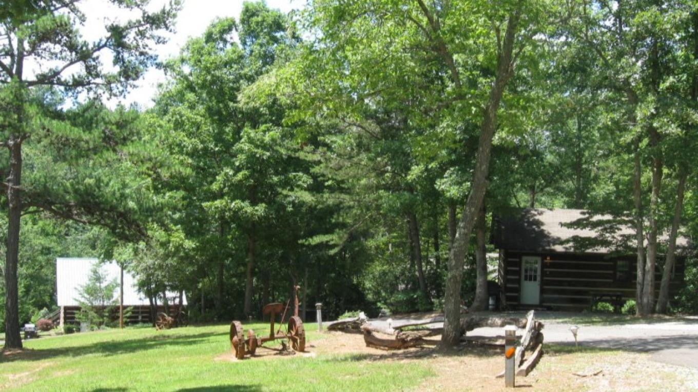 Cabins 1 & 3 – Patricia Scott