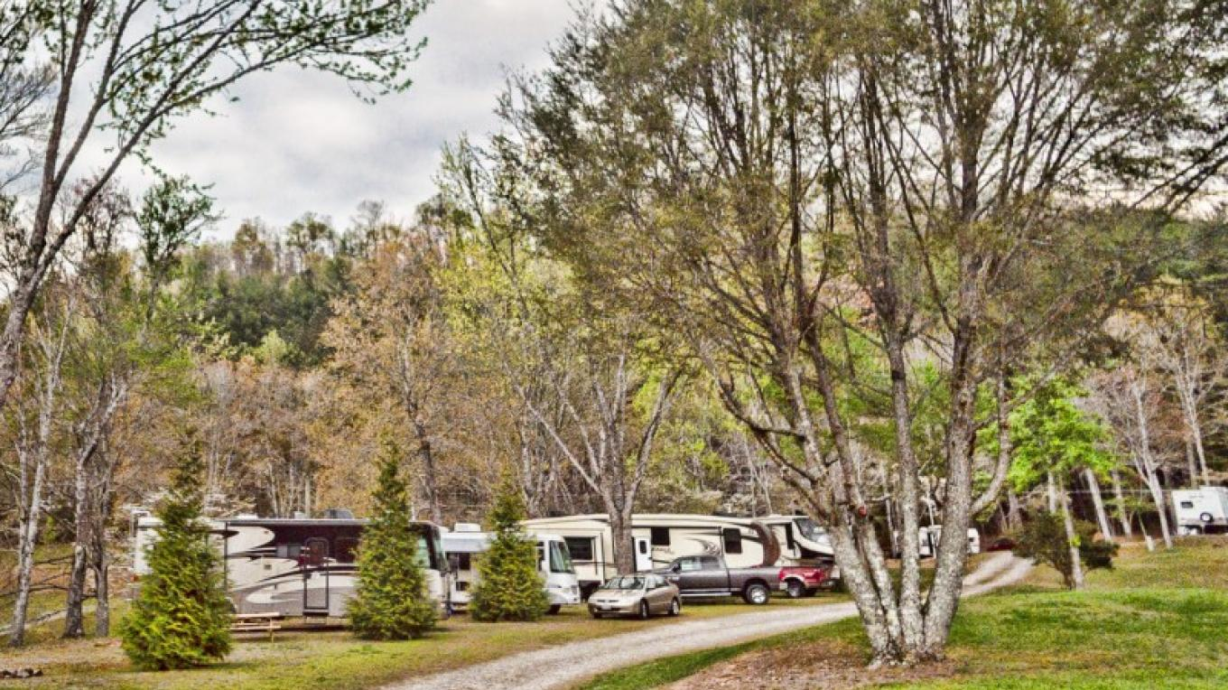 Mountain View Campground | Tennessee River Valley