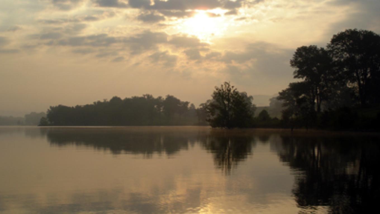 Sunrise fishing trip on Norris Lake – Elizabeth Weiss