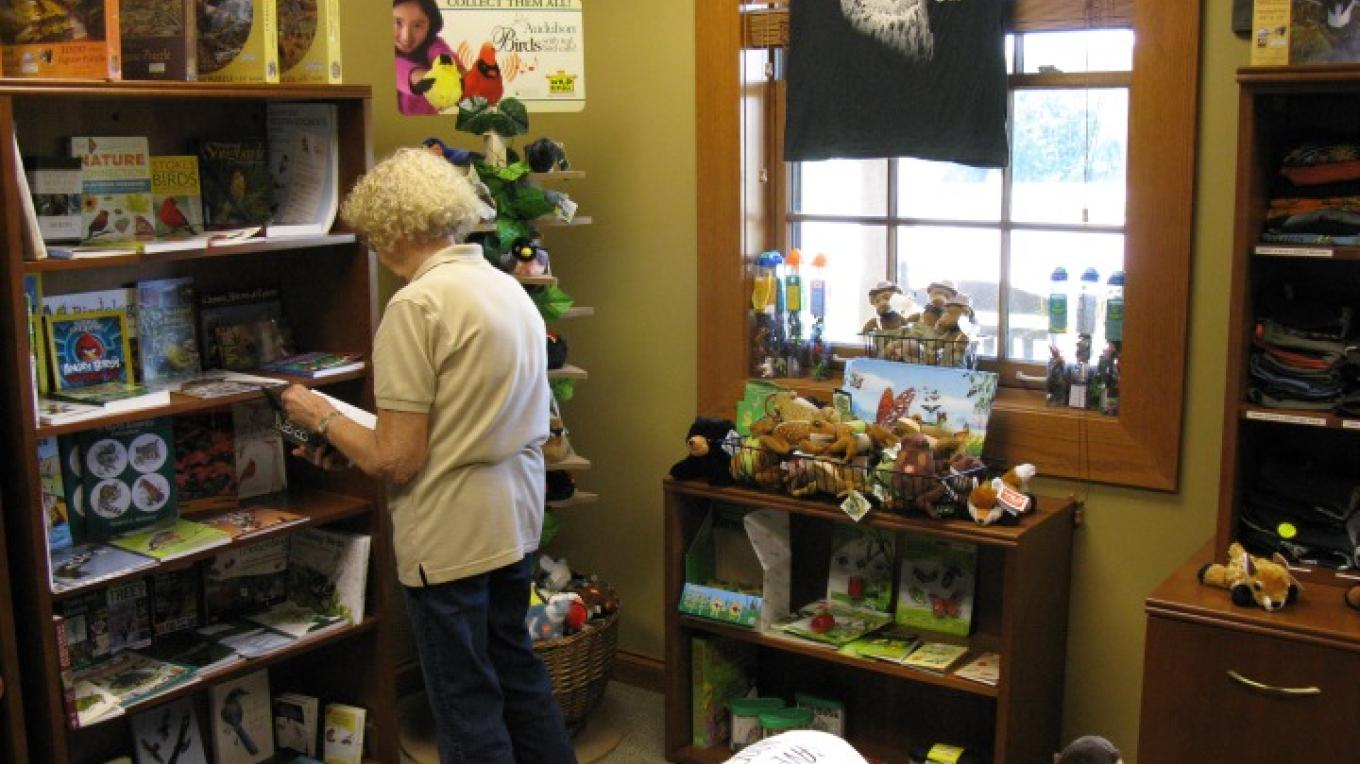 Blue Heron Nature Bookstore – Joan Howe