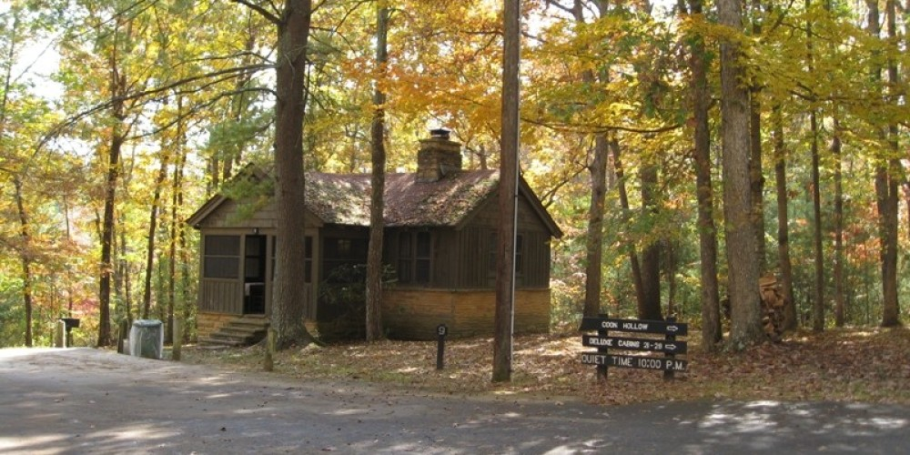 Cumberland Mountain State Park – State Photo