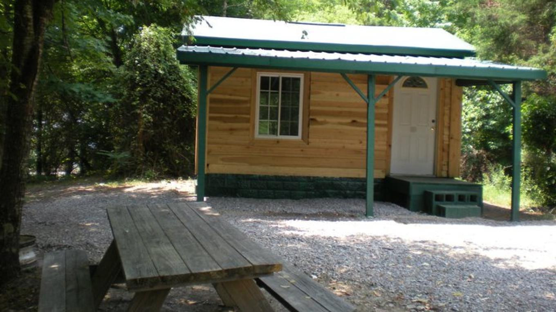 Primitive Bunkhouse