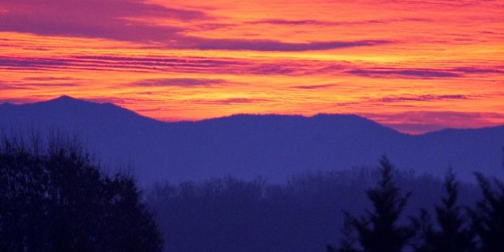 Gatlinburg Sunset