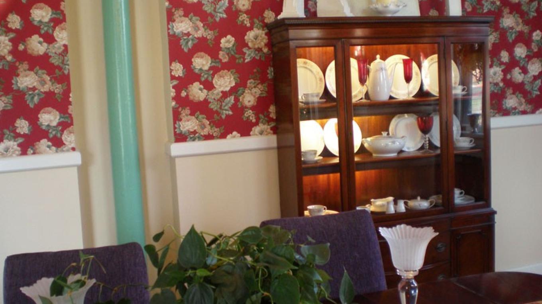 Dining room. – Radonna Parrish