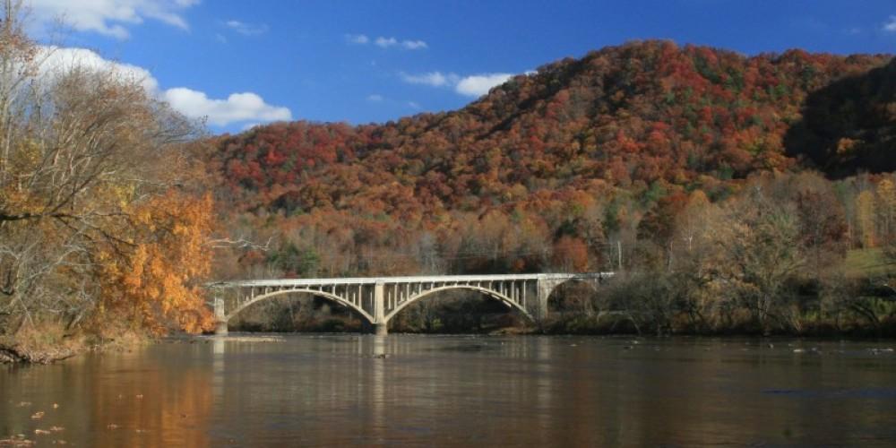 Wolf Creek Bridge – Michael Sledjeski