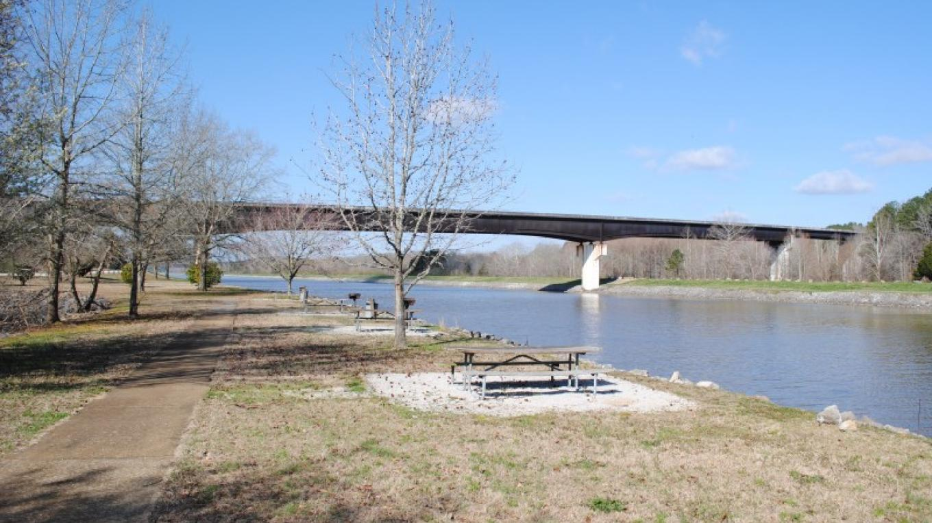 Scruggs Bridge – James Gibson
