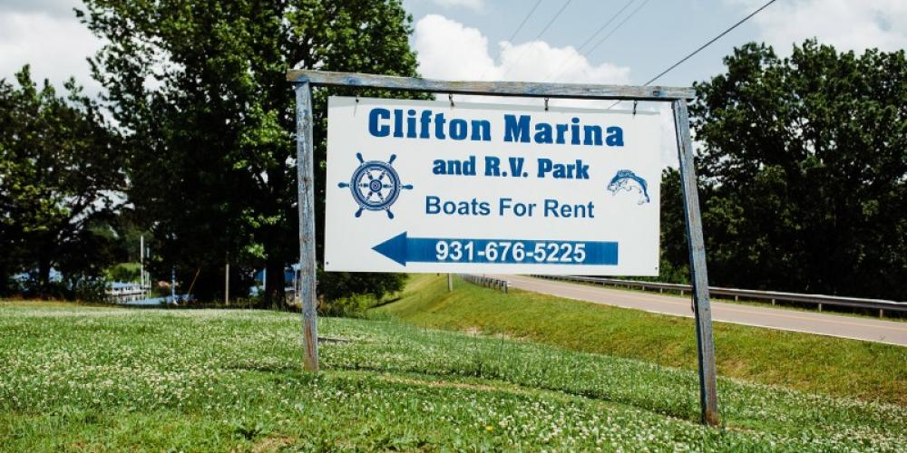 Clifton Marina – Cari Griffith